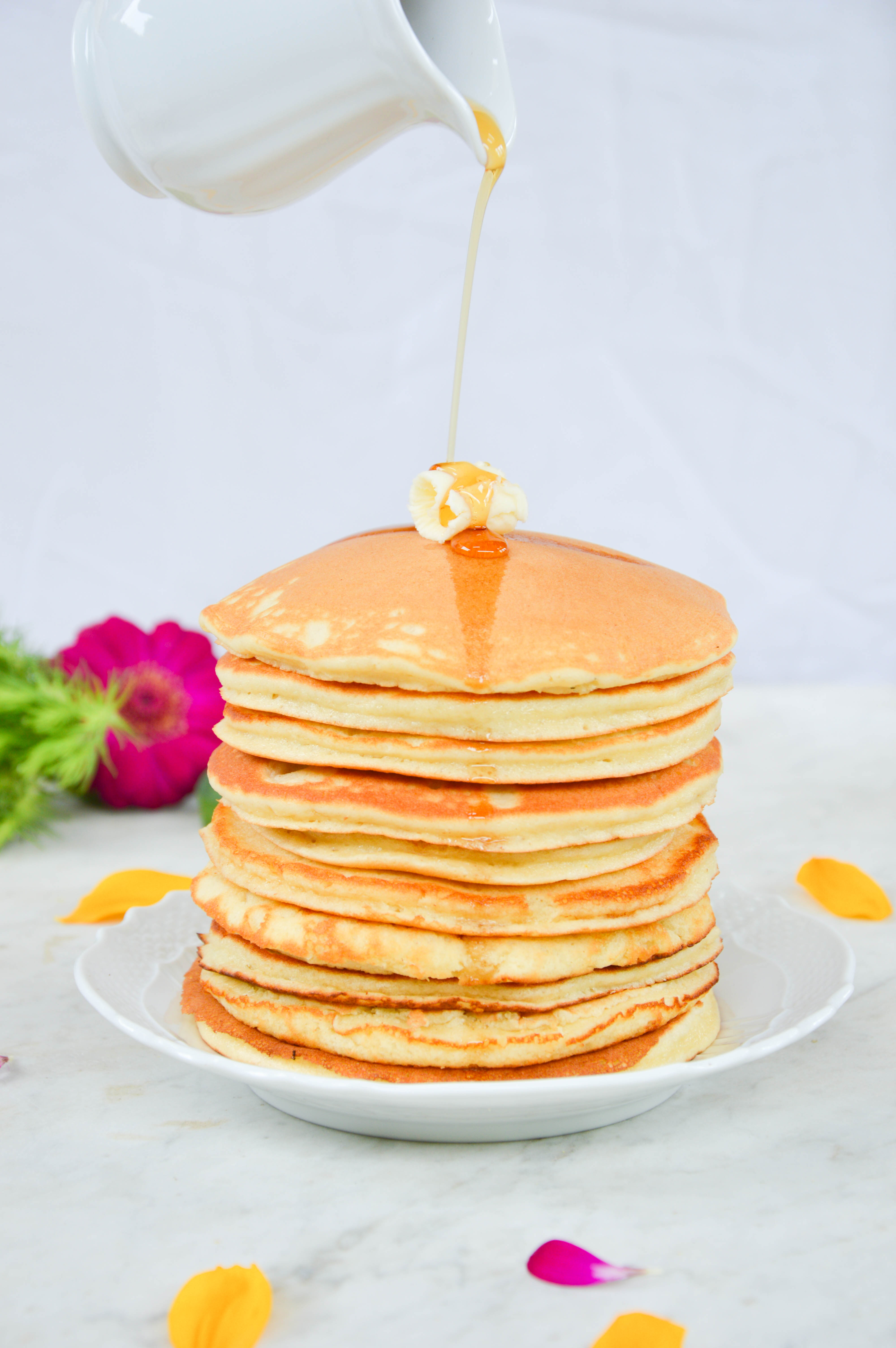 Ricetta Pancake Normali.Pancakes I Piu Buoni Chiara S Bakery
