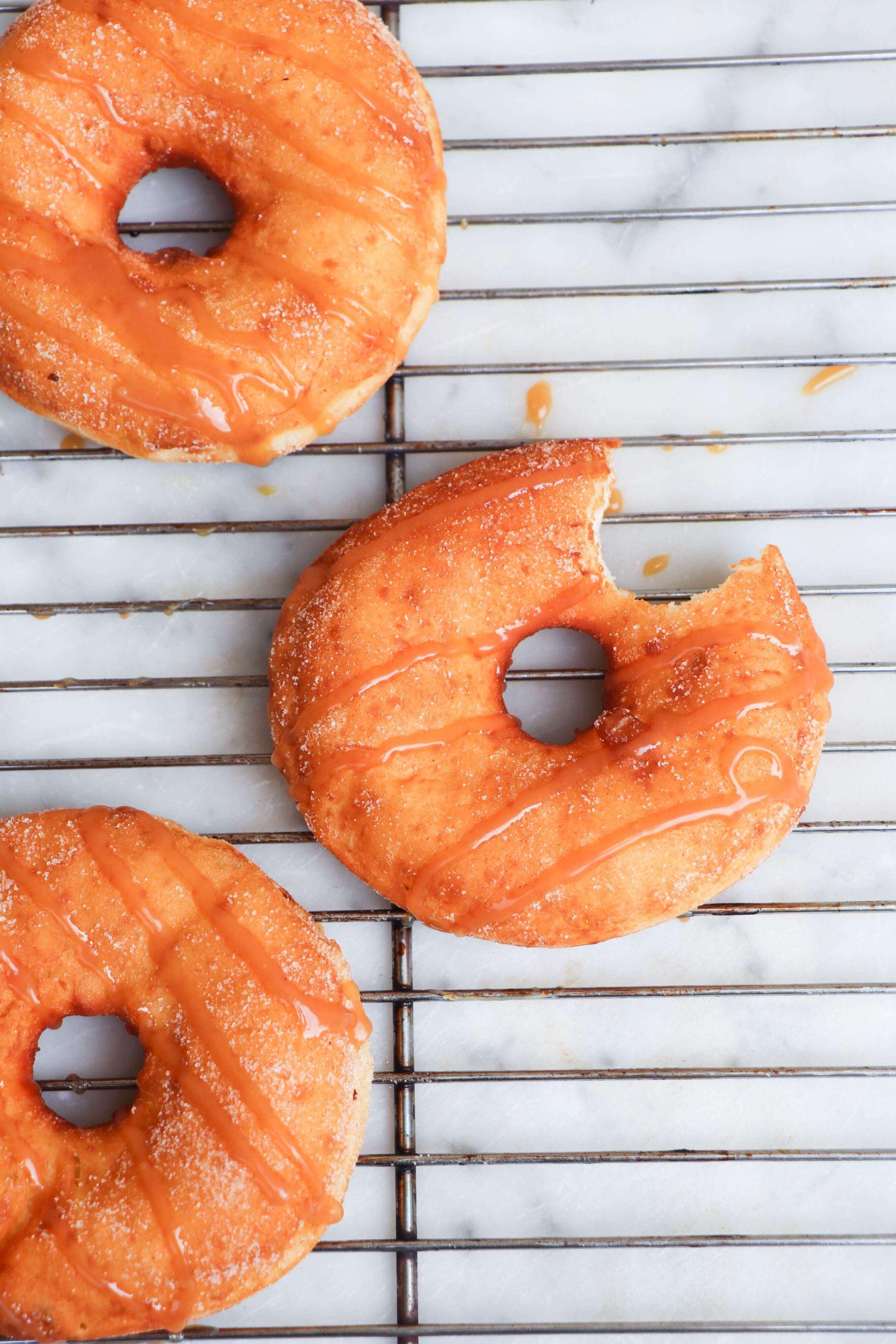 caramel-cinnamon-sugar-donuts