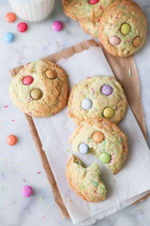 ricetta-smarties-cookies-biscotti